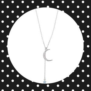 Jewelry - Moon & Star Necklace